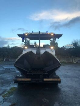 Used Asphalt Pavers For Sale in Malaysia - KENN RESOURCES